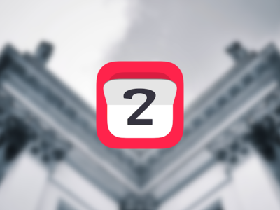 My first iOS App ios icon flat clock flip app 2 tranform red