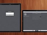Login and Calendar