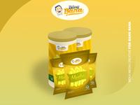 Bangbana Packaging design