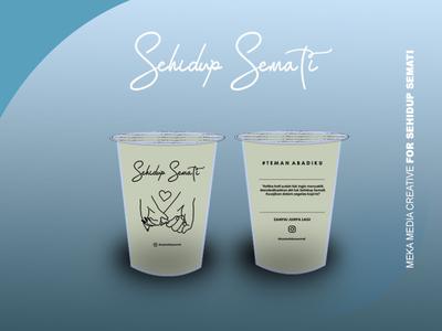 Coffee Sehidup Semati Packaging