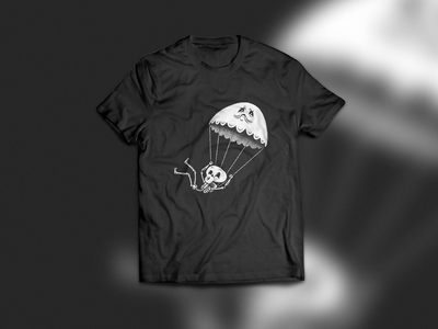BFF Parachute shirt
