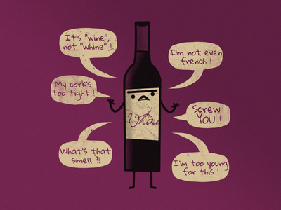 Stop Wineing