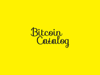 Bitcoin Catalog logo