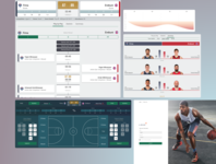 Dashboard for betting platform