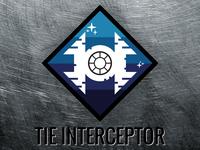 TIE Interceptor Magnet