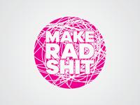 Make Rad Stickers