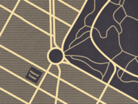 Hearst Tower Map