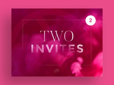 I've Still Got Two Invites