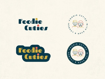 Foodie Cuties Logo Exploration 1