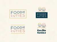Foodie Cuties Logo Exploration 2