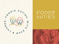 Foodie Cuties Logo and Branding