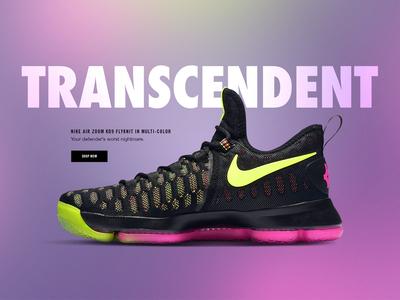 Nike KD9 - FLYKNIT