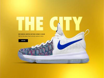 Nike KD9 - NIKEID