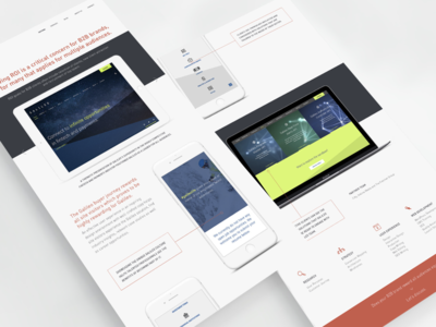 Case Study Landing Page