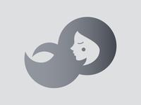Beauty Logo Concept identity illustration vector design brand logo