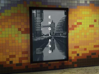 England england london type music typography graphic design