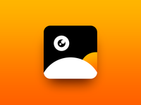 Weekly Warmup: Penguin Icon