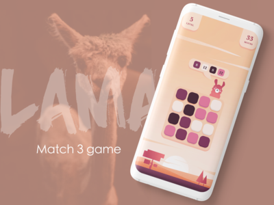 One more match-3 game concept