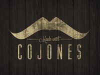 Cojones (made with)