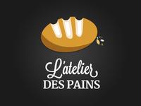 L'atelier des pains - Logo