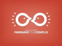 Parrains pour l'emploi - Logo