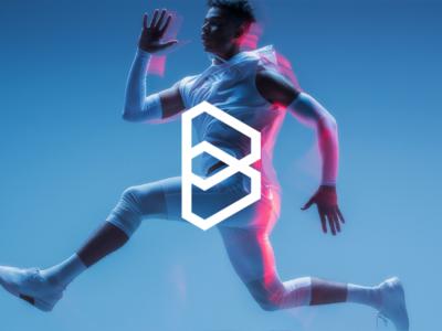 Burn it - Activewear brand branding lima peru logos logodesign gym active sport innovation b letter logotipo b logo
