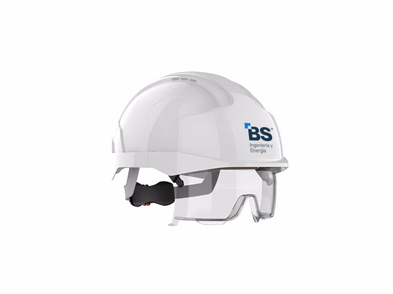 BS Ingeniería y Energía builder construction mark logotype logotipo logo inspiration innovation electrical electric engine