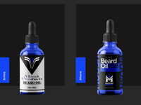 Packaging | Moosh Products - Beard Oil