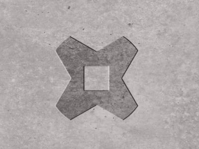 Origina Constructora concept architect architecture constructions construction typography anagram logotipe illustration peru logo brand branding
