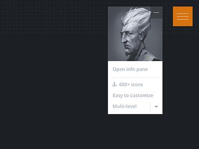 Spark: A Free WordPress Menu Plugin animation plugin menu wordpress menu freebies freebie free