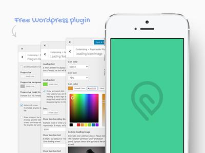 PageLoader Lite WordPress plugin loading screen loading plugin wordpress free