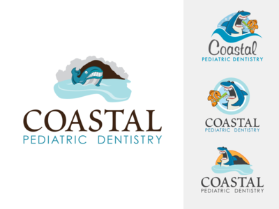 Coastal Dentist coast dentist logo