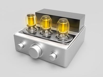 Radio 3Dicon illustration modern radio icon 3dicon 3d