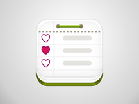 app icon for iwanthoney.com
