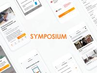 SYMPOSIUM Events APP