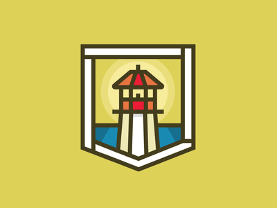 Lighthouse / Badge