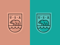 Bear Country - Color Variations