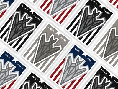 F117 Stickers