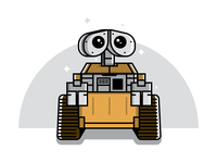Walle Illustration