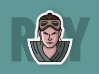 Rey - Illustration