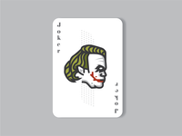 Joker Playing Card - Weekly Warm Up
