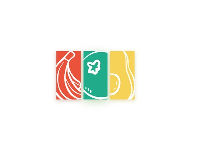 Nutrition Brand Logo Concept