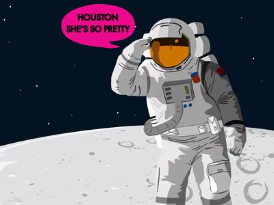 Houston! We have a problem!
