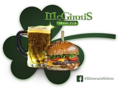McGinnis Irish Pub - Publicity