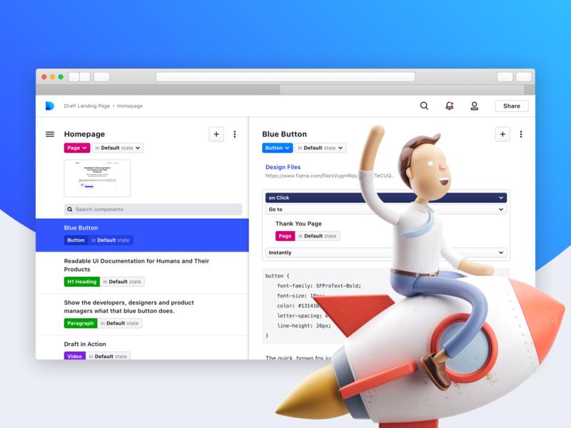 Leave us Feedback! New UI Documentation Tool web app app ux documentation ui  ux design ui