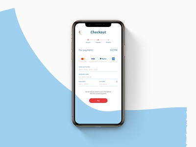 Check Out I Daily UI #002