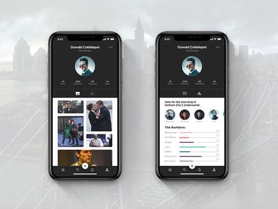 User Profile I Daily UI #006