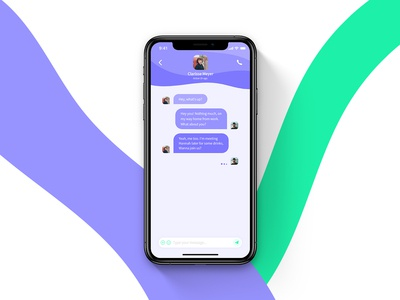 Direct Messaging I Daily UI #0013