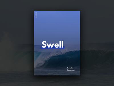 Swell Magazine Concept