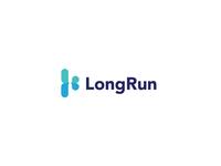 """""""LongRun"""" Logo Concept"""